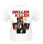 Camiseta Driller Killer 121152
