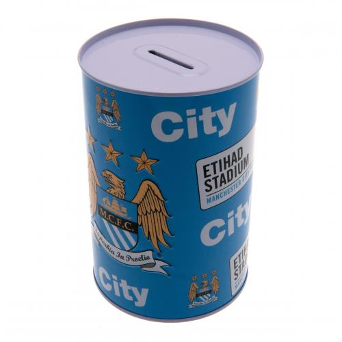 Cofre Manchester City FC 121244