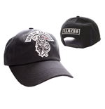 Sons of Anarchy Boné Beisebol Dead Logo black