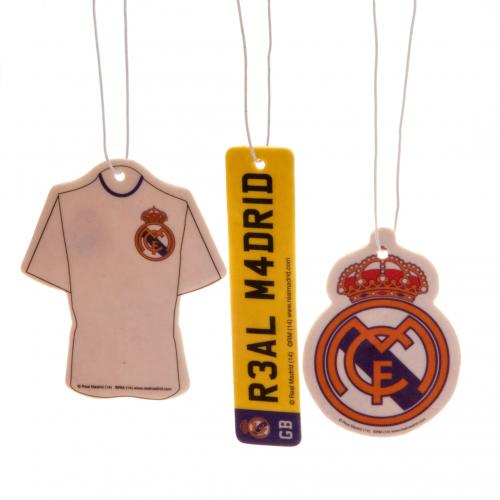 Aromatizador Real Madrid 121446