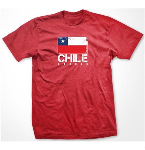 34abc6db8cd2d Camiseta Chile de criança Original  Compra Online em Oferta