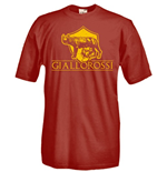 Camiseta Giallorossi Supporter