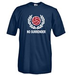 Camiseta No surrender