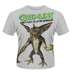 Camiseta Gremlins DON'T Feed 'em After Midnight
