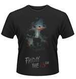 Camiseta Friday the 13th Mask