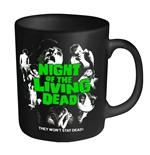Caneca A noite dos mortos viventes - Night Of The Living Dead