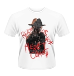 Camiseta Nightmare On Elm Street 122412
