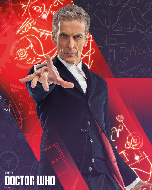 Poster Doctor Who 122518