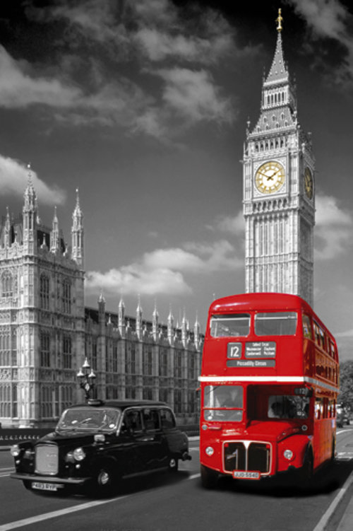 Poster Londres 122541