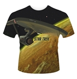 Camiseta Star Trek  122859