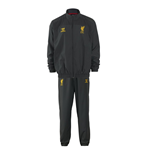 Moletom Liverpool FC 2014-15 Warrior Presentation