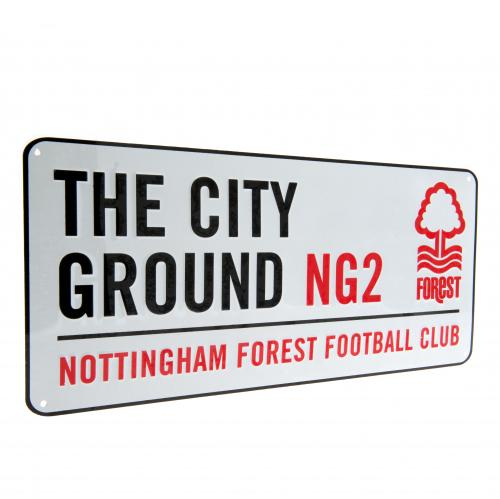 Etiqueta Nottingham Forest 123397
