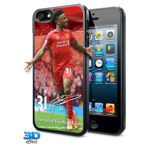Capa iPhone Liverpool FC 123500