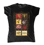 Camiseta Game of Thrones 123722