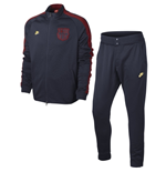 Moletom FC Barcelona 2014-2015 Nike N98 Covert Warmup