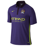 Camiseta Manchester City FC 2014-2015 Third Nike