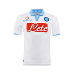 Camiseta Napoles 2014-2015 Authentic Third de criança