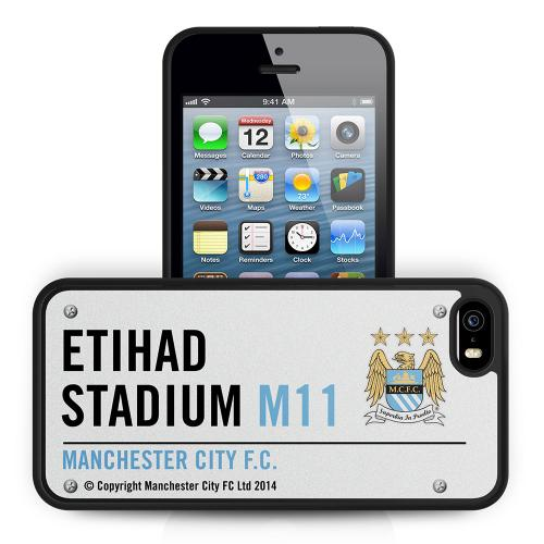 Capa iPhone Manchester City FC 124337