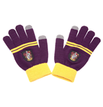 Harry Potter Luvas E-Touch Gryffindor Purple