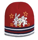 Cachecol e chapéu Baby Looney Tunes 124579