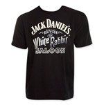 Camiseta Jack Daniel's White Rabbit Saloon