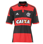 Camiseta Flamengo 2014-2015 Adidas Home