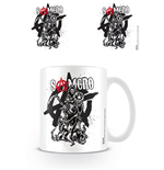 Caneca Sons of Anarchy 124787