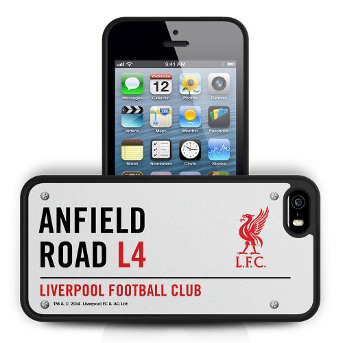 Capa para iPhone Liverpool FC 124905