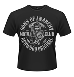Camiseta Sons of Anarchy Moto Reaper