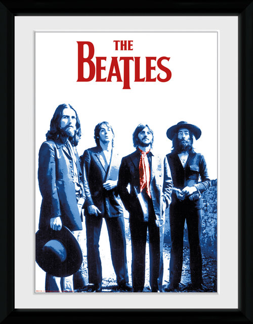 Poster Beatles 125379
