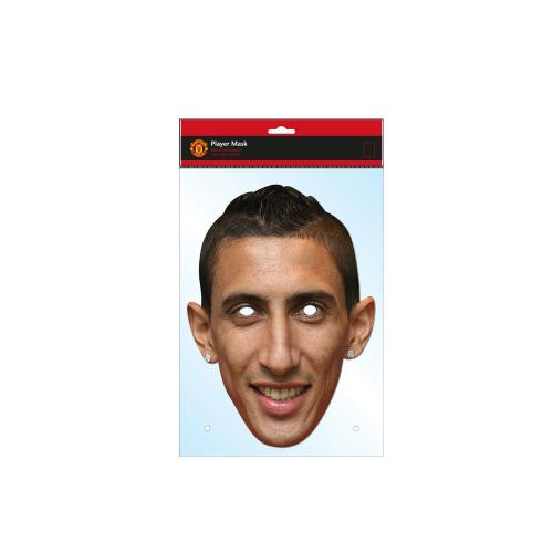 Máscara Manchester United Angel Di Maria