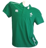 Polo Irlanda rugby Verde