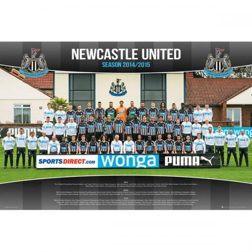 Poster Newcastle United 125670