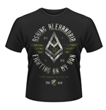 Camiseta Asking Alexandria 125995
