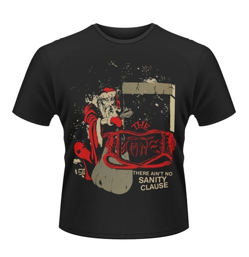 Camiseta The Damned Santa Clause