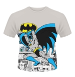 Camiseta Dc Originals Batman Logo Pose