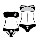 Women's Bikini - God Of Die