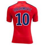 Camiseta Paris Saint Germain 2014-15 3rd (Ibrahimovic 10) - de menino