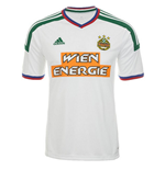 Camiseta Rapid Vienna 2014-15 Adidas Away
