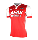Camiseta Az Alkmaar 2014-2015 Authentic Home