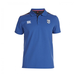 Polo Cardiff Blues 2014-2015 Rugby Cotton