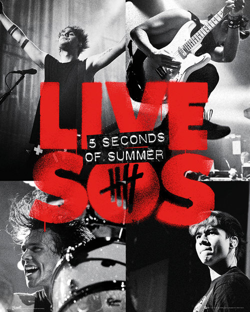 Poster 5 seconds of summer 126850