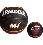 Bola de basquete Miami Heat  126985
