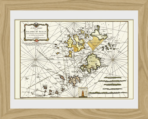 Poster World map 127032
