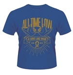 Camiseta All Time Low 128282