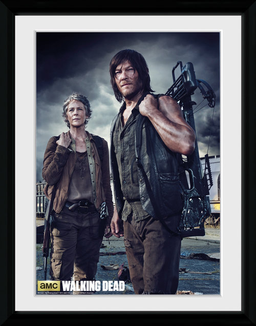 Poster The Walking Dead 129579