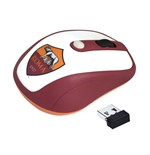 Mouse óptico Wireless AS Roma