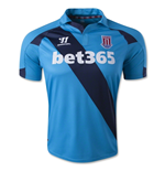 Camiseta Stoke City 2014-15 Adidas Away