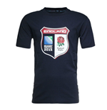 Camiseta Inglaterra Rugby RWC 2015 Shield