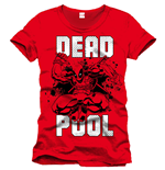 Camiseta Deadpool 130290